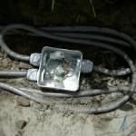 waterdichte tuinverlichting
