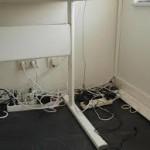 kabels wegwerken